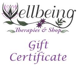 Gift Certificate - Gift Voucher