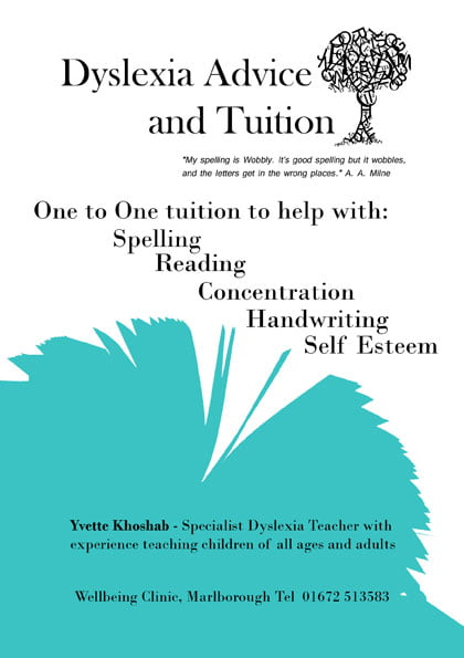 Dyslexia Advice and Tuition