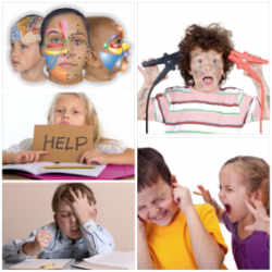 facial reflexology for children with special needs