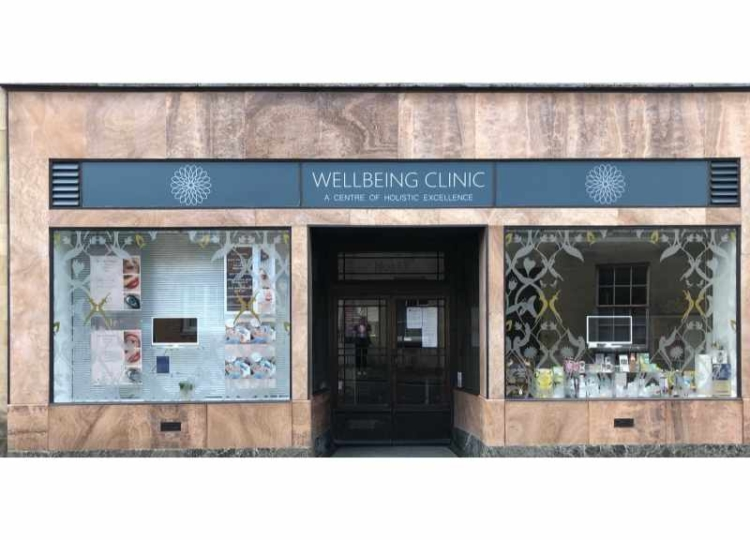 The Wellbeing Clinic Calne Frontage