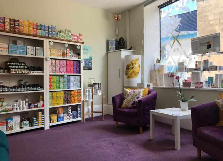 The Wellbeing Clinic Calne Shop