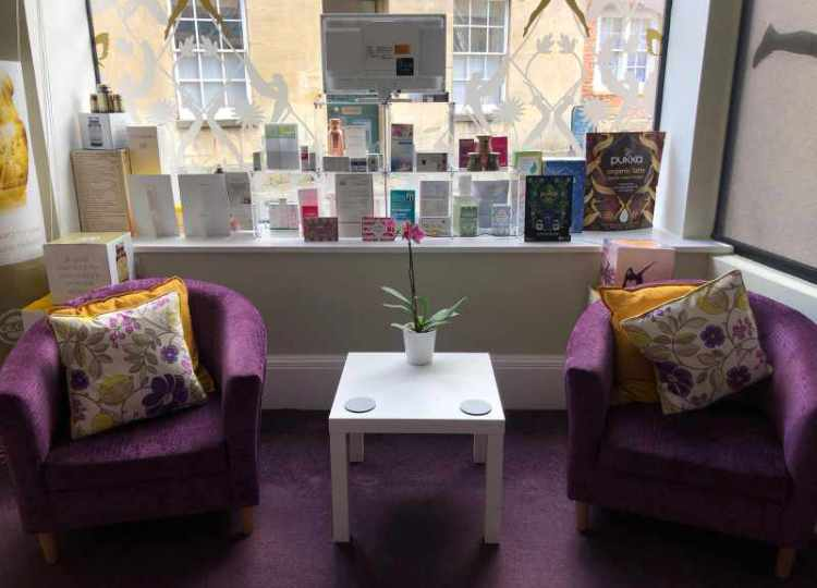 The Wellbeing Clinic Calne - Waiting Area