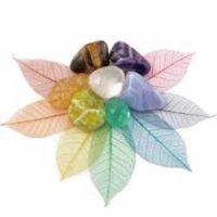 Crystal Healing Reflexology