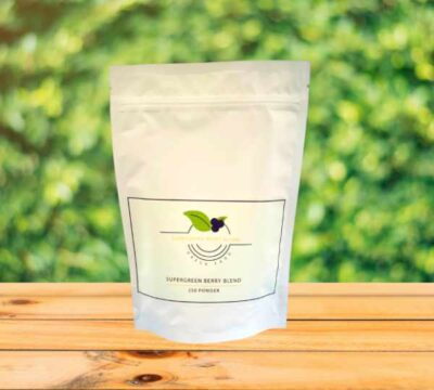 Supergreen Berry Powder